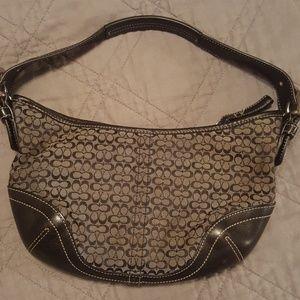 Coach handbag (Vintage)
